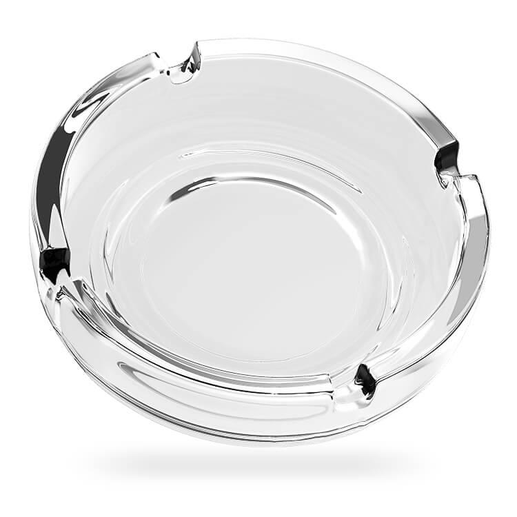 blank ashtray