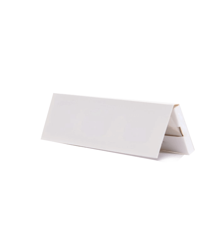1 1/4 rolling papers booklet mockup