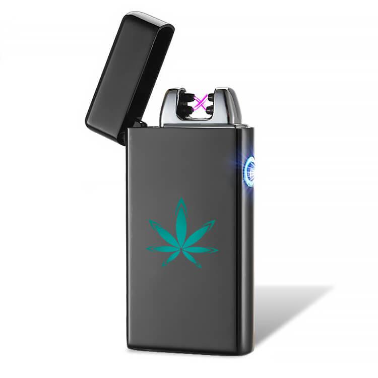 marijuana black plasma lighter