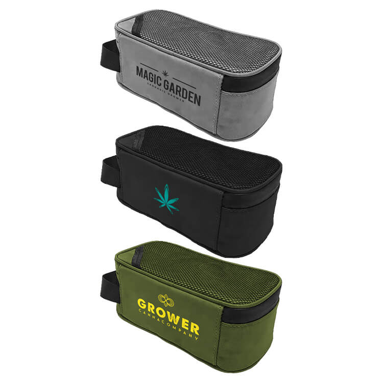 pad printed carrying cases