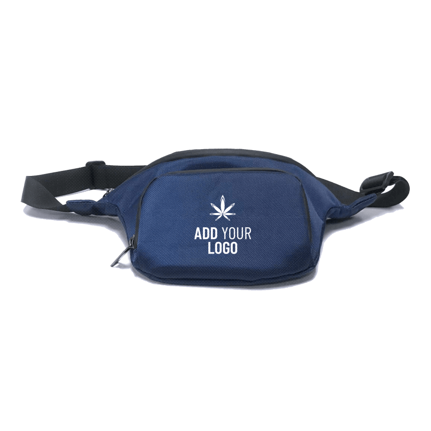 custom smell proof waist pack