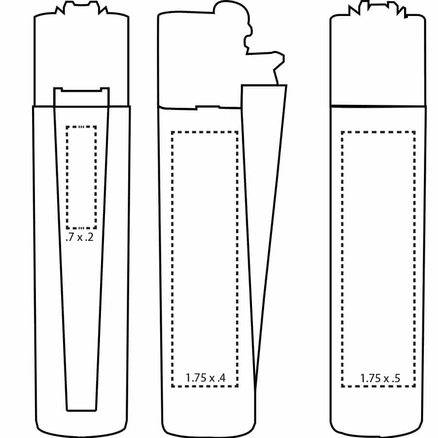 clipper dieline