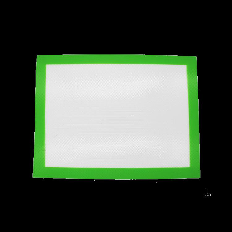 big green dab mat mockup
