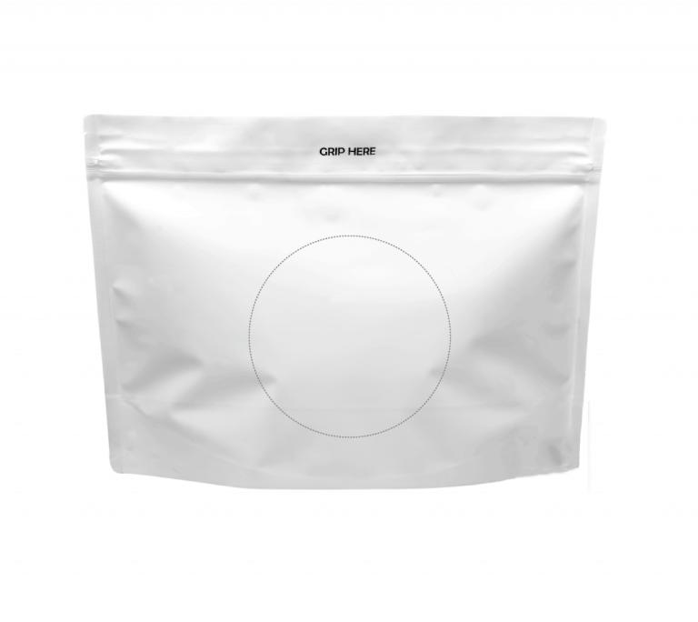 Certified grip and ripexit marijuana bag
