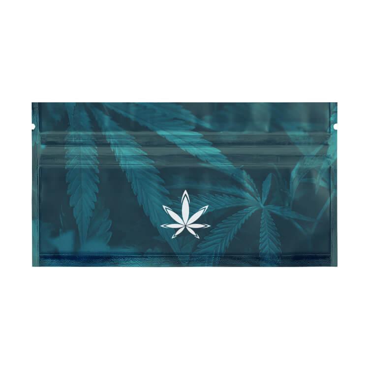 Custom mylar barrier blunt bag with logo