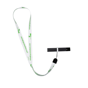 Full Custom Vape Lanyard with Silicone Ring with custom design