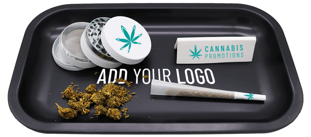With the rapid growth of the cannabis industry, it is critical to increase your brand's recognition by adding your custom logo to all of the items you sell or give away.