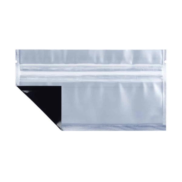 black pre-roll weed barrier bag