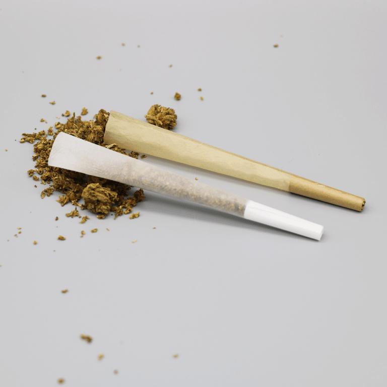 marijuana pre rolled cones brandable