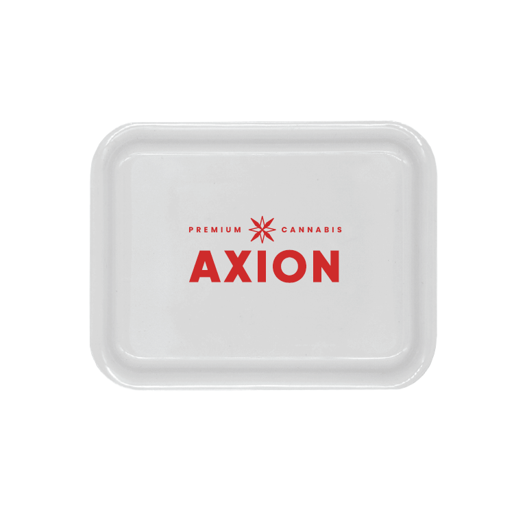small rolling tray logoed
