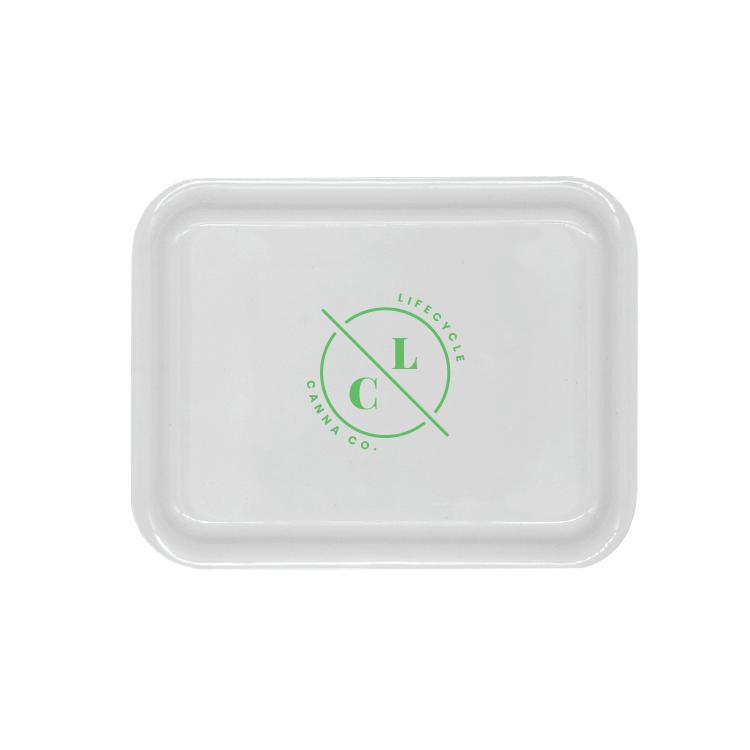 custom small rolling tray