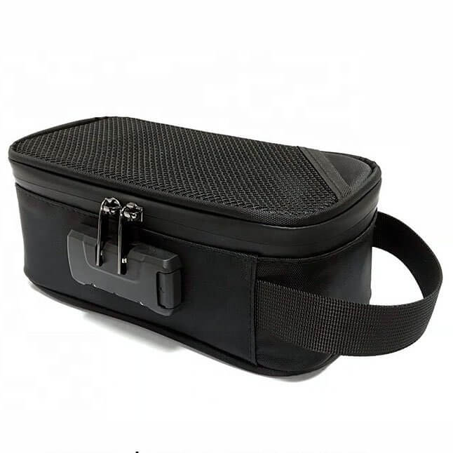 weed black carrying case