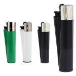Green, black and white clipper lighters to custom