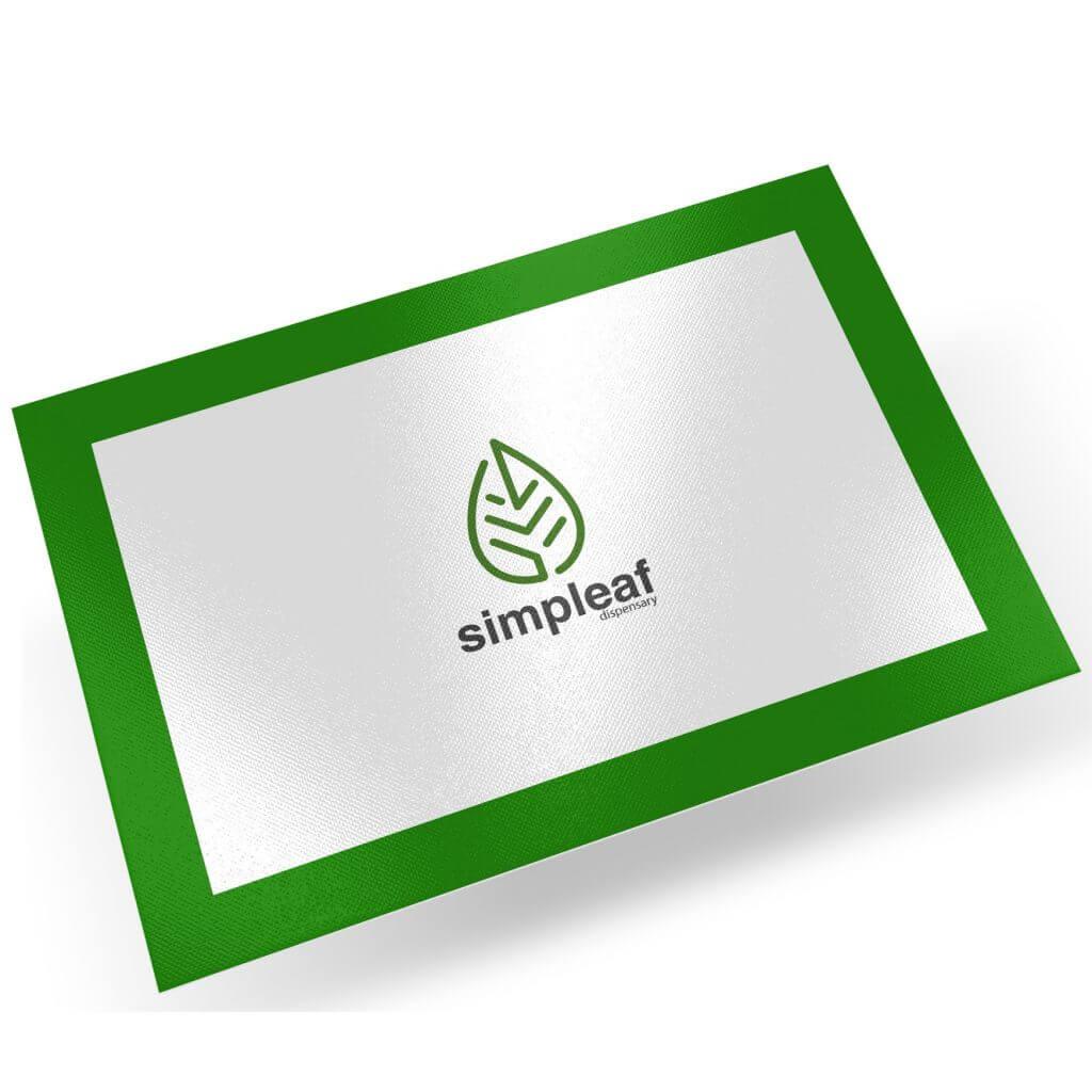 green dab mat customized