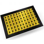 16x11 silicone dab mat customized