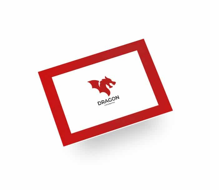 red dab mat customized