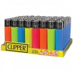 multicolor clipper lighters in bulk