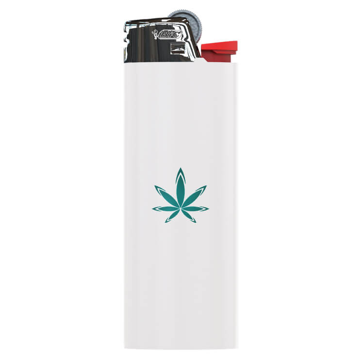 branded BIC lighter