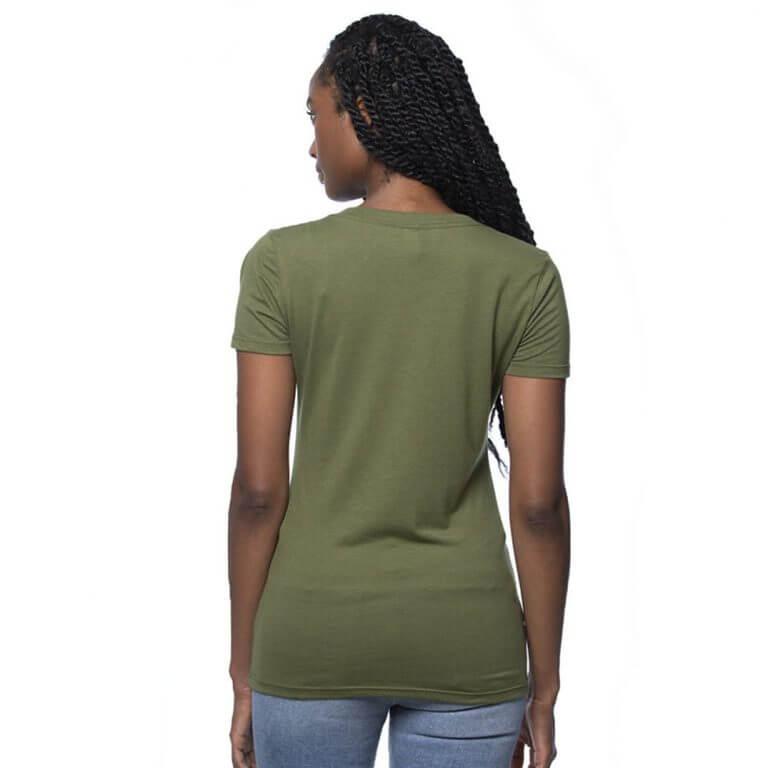 Brandable cannabis shirt v-neck