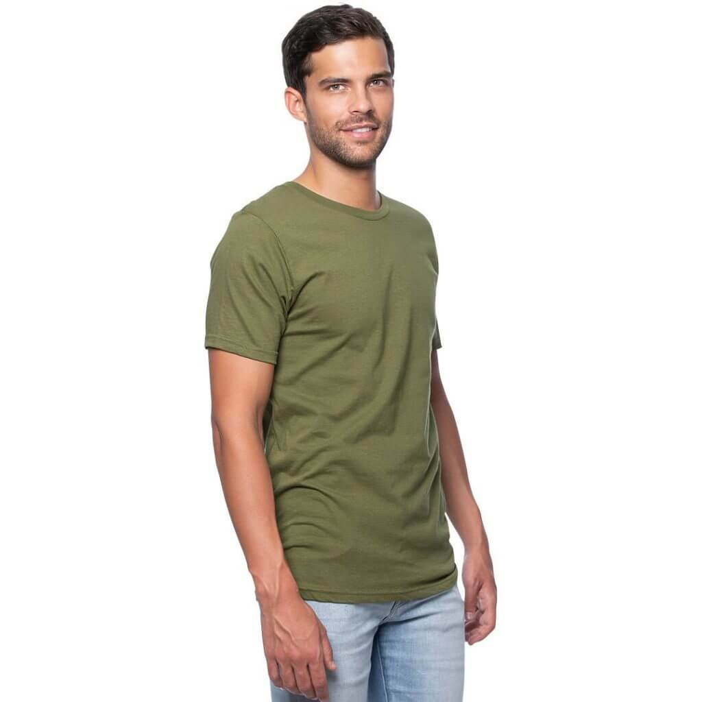 Customizable unisex hemp shirt