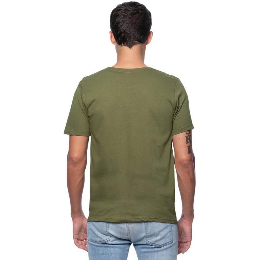 unisex hemp and organic cotton shirt