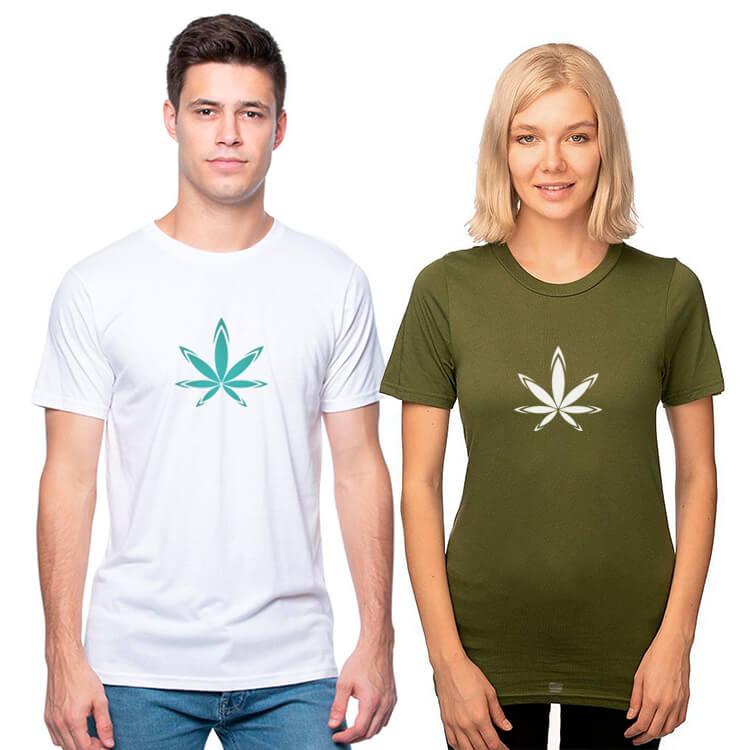 unisex hemp shirts with logo