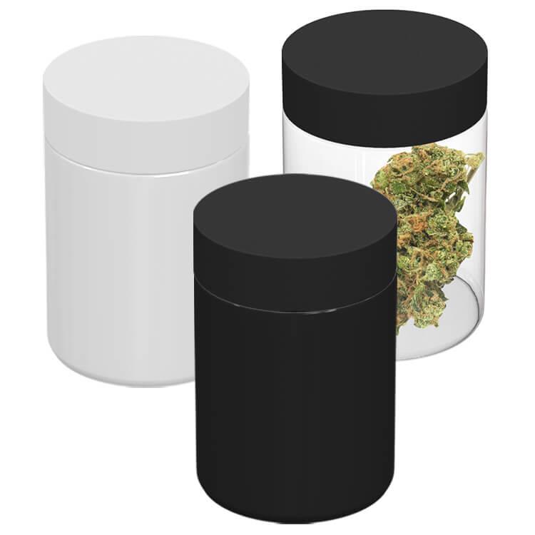 Glass jars 4 oz blank template