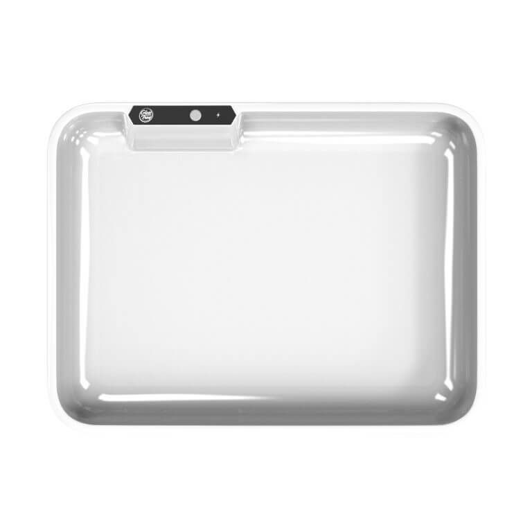 white led rolling tray template